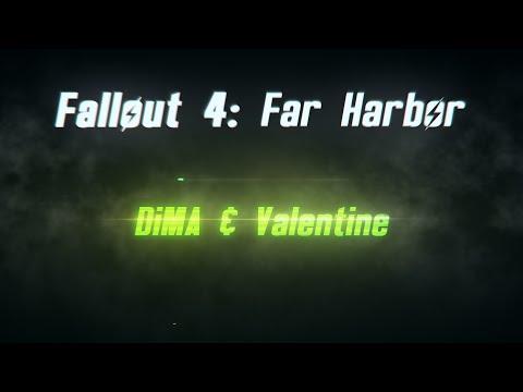 Fallout 4 Far Harbor DLC Nick and DiMA *SPOILERS* |