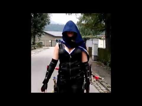Kasumi Ninja Gaiden 3 Razor S Edge Cosplay Youtube