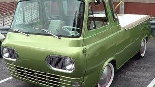 1962 Ford E100 Street Rod
