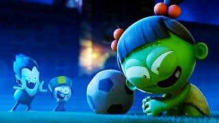 Bir Cula ve KongKong Şakası | Spookiz | Çocuklar İçin Çizgi Filmler