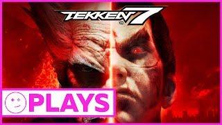 Tekken 7 Tournament - Kinda Funny Plays