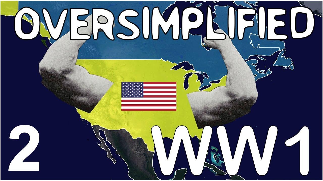 Download WW1 - Oversimplified (Part 2)