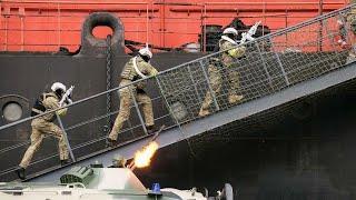 Спасение заложников и предотвращение кражи взрывчатки. В Росгвардии проходят тактические учения
