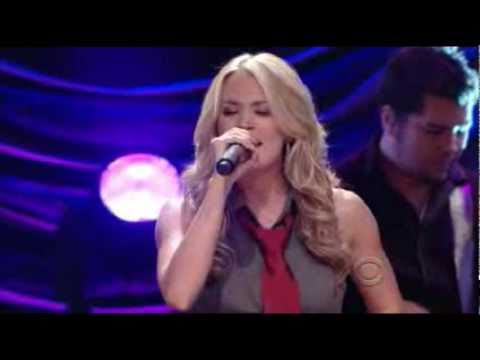 Carrie Underwood / There's A Place For Us, Narnia Soundtrack (Live Performance)