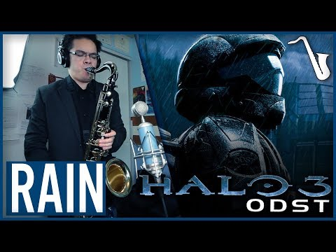 Halo 3 ODST: Rain (from Deference for Darkness) Jazz Arrangement || insaneintherainmusic