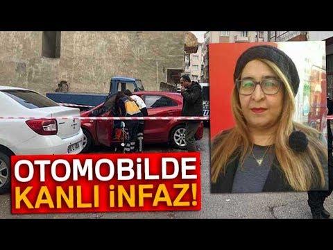 Bursa'da Kadın Cinayeti: Aracının İçinde Silahlı Saldırıya Uğradı
