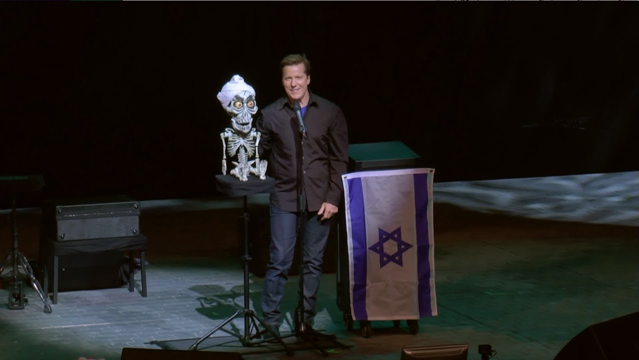 Achmed the dead terrorist goes to israel all over the map jeff achmed the dead terrorist goes to israel all over the map jeff dunham youtube m4hsunfo