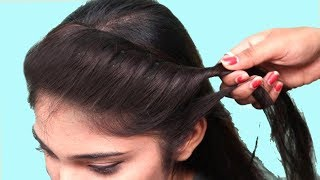 Download lagu Different Ponytail hairstyle for Wedding party Hairstyles for School College Work Hairstyle MP3