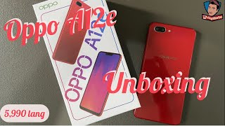 Oppo A12e Unboxing and First Impressions - Filipino