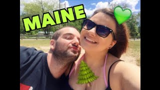 WE'RE IN MAINE! | VACATION 2016