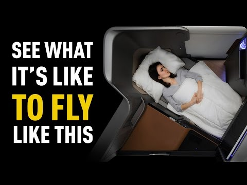 This Is Why the Waterfront Seat Is the 'Coolest Airplane Seat Ever'