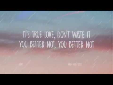 Louis The Child - Better Not ft. Wafia (Lowdey Remix) Lyrics Video ✨💎
