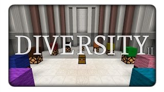 Minecraft: Diversity II | Ep 2 | Puzzeilua