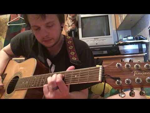 Mystical 12 String Guitar (Idea)