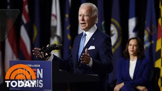 Biden And Harris' VP Roll Out Was 'Poignant And Pointed,' Analyst Says | TODAY