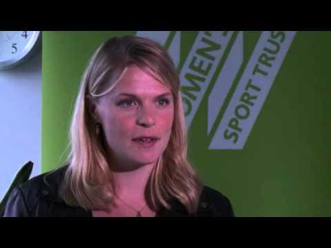 Anna Watkins   Women's Sport Trust Patron