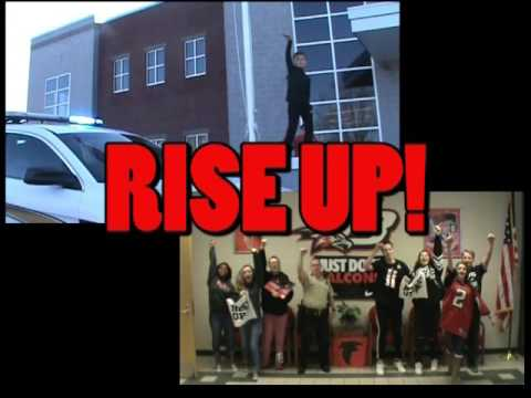 hcso rise up video with challenge logos youtube