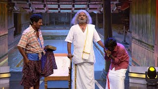 Thakarppan Comedy I Funny skit on Thakarppan floor I Mazhavil Manorama