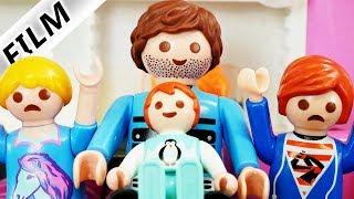 Playmobil Film Deutsch STIEFVATER VON JULIAN, EMMA & HANNAH? MAMAS NEUER MANN? Familie Vogel