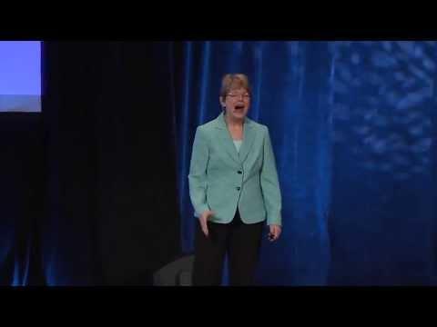 Fake it til you make it: Jill Morgenthaler at TEDxIIT