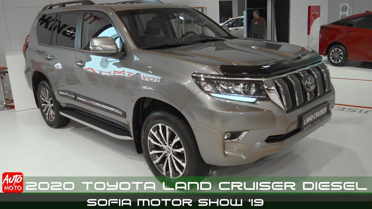 2020 Toyota Land Cruiser Diesel Interior