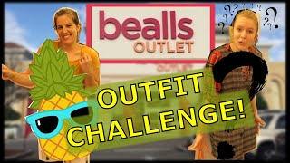 SISTERS PICK OUT EACH OTHER'S CLOTHES | BEALLS OUTFIT CHALLENGE | The Wyler Life