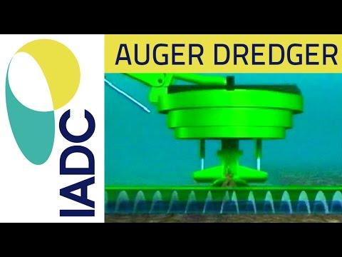 Auger Dredger