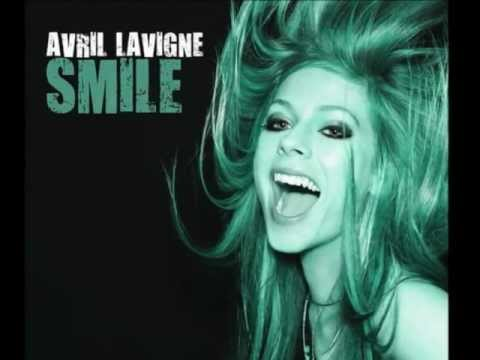 Avril Lavigne- Smile Full Audio [HQ]