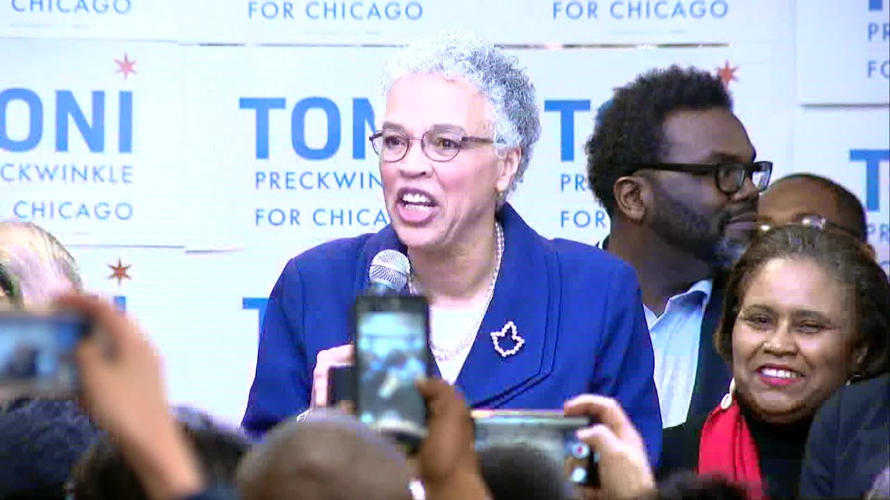Chicago mayoral election 2019: Lightfoot, Preckwinkle likely to face off in ...