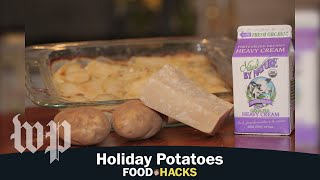 Holiday Potatoes | Mary Beth Albright's Food Hacks