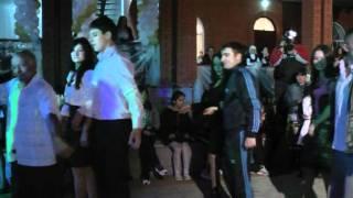 Ossetian dance sheemd at wedding / Осетинский танец симд на свадьбе