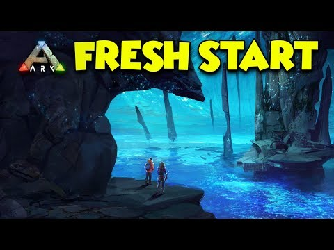 NEW BASE = NEW LIFE - ARK Aberration Duo Survival Series #9