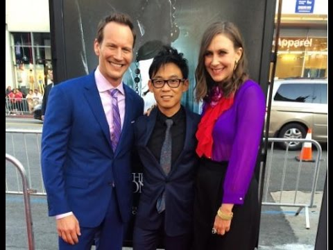 The Conjuring 2 Hollywood Movie Premiere w/ James Wan