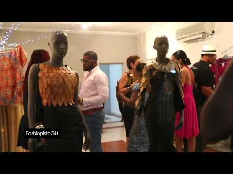 Mina Evans Store Launch _ #fghTV