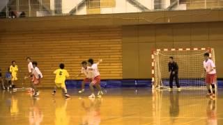 【Highlights 2014】ハンドボール部 秋季リーグ 対上武大学戦