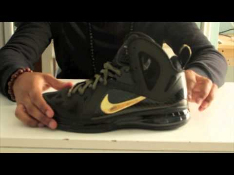 nike-lebron-9-p.s.-elite-(away):-unboxing,-review-&-on-feet