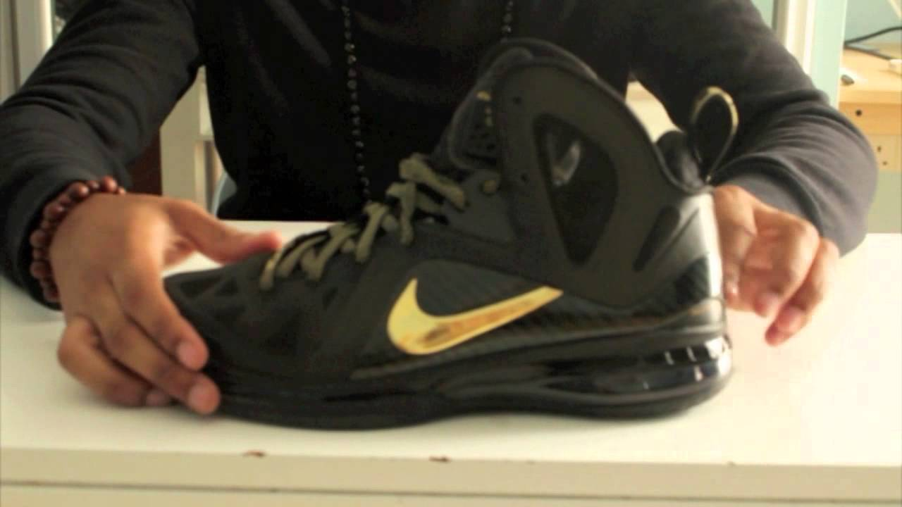 save off 0d7fc 54393 Nike Lebron 9 P.S. Elite (Away)  Unboxing, review   on feet - YouTube