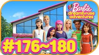 Barbie Dreamhouse Adventures #176~180 | Budge Studios | Juegos Infantiles | Pretend Play | HayDay