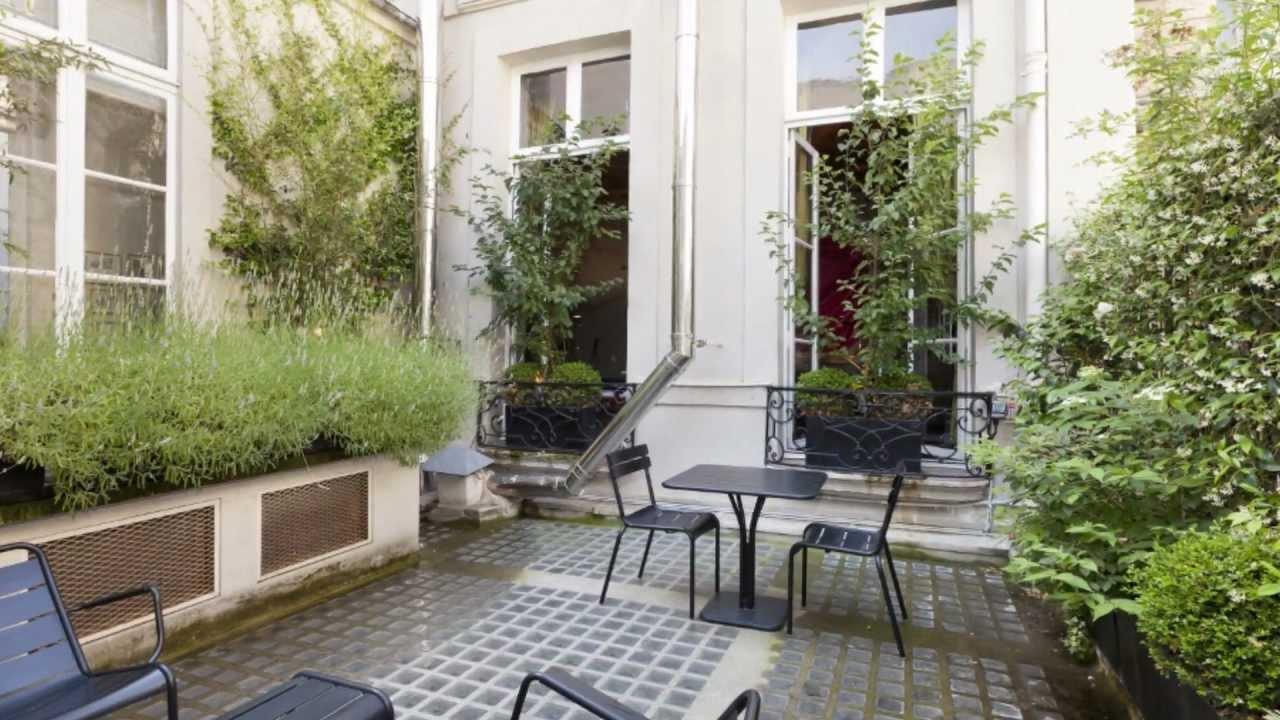 Vente appartement loft place des victoires paris 2 me for Appartement terrasse paris vente