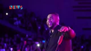 Очень показательный концерт Jah Khalib а