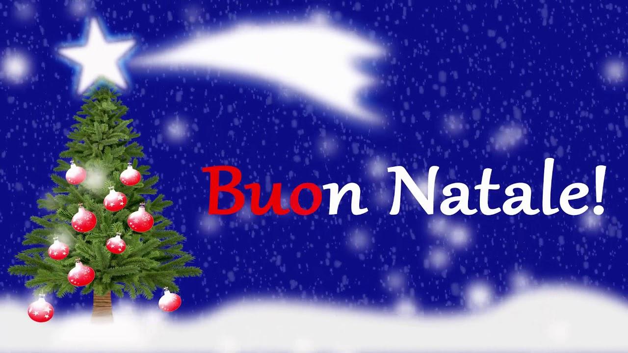 Canzone Auguriamoci Buon Natale.Auguriamoci Buon Natale Buon Natale Saluti Per Whatsapp Youtube