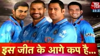 After South Africa Win, Team India Confident of Defending World Cup