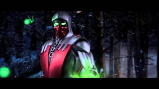 Mortal Kombat XL Brand New Funny Ermac Mirror Match Intro