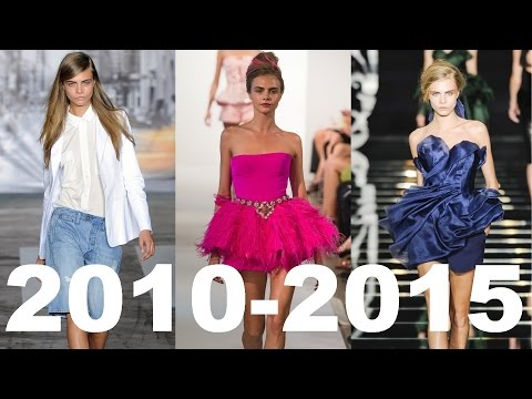 CARA DELEVINGNE ENTIRE RUNWAY COMPILATION 2010 - 2015