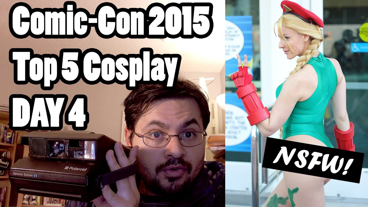 Sdcc 2015 top 5 cosplay day 4 nsfw youtube sdcc 2015 top 5 cosplay day 4 nsfw sciox Gallery