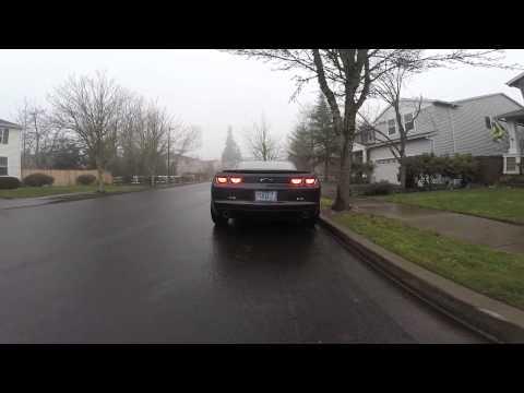 Camaro V6 MRT V.1 (Before and After)