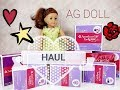 OPENING AMERICAN GIRL DOLL CLOTHING HAUL