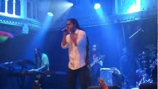 Damian Marley- Beautiful Live @ Amsterdam Paradiso