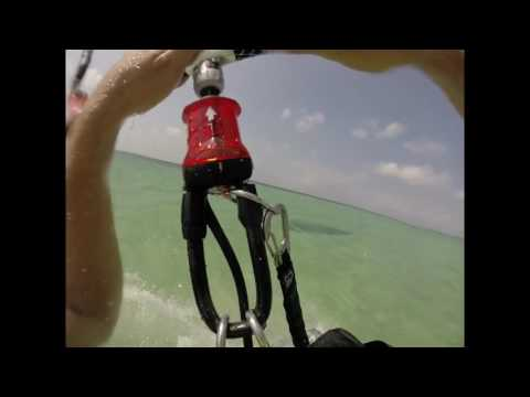 Port-Gentil lifestyle ! Surf, kite, spearfishing