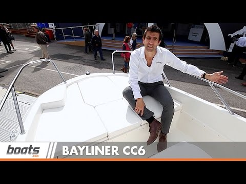 Bayliner CC6: First Look Video